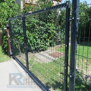 Garten antracit kétszárnyú kapuk-1