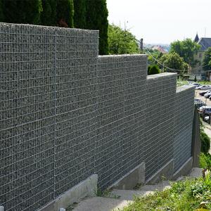Basic gabion kerítés
