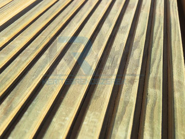 Kombi deszka kerítés