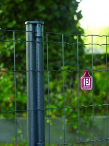Oszlopok és rögzítők tekercses kerítésekhez