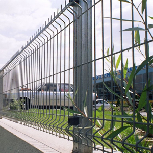Oszlopok táblás kerítéshez