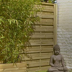 Bakony fa kerítés