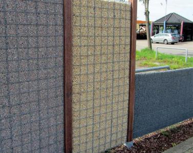 Gabion keskeny átlátásgátló kerítés-1