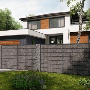Total gabion kerítés-1
