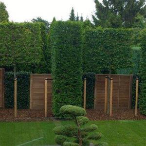 Új termék: Badacsony fa kerítés