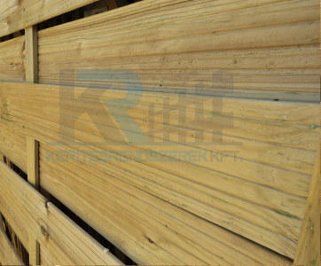 Tihany fa kerítés