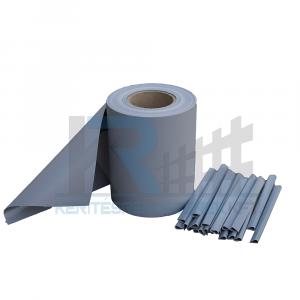 ECOFLEX Light betét műanyag 190mm x 35m világos szürke 450g/m2 + 20db zárósín