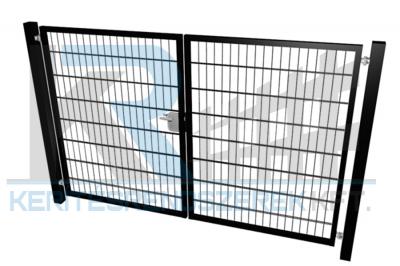 Garten 2D kétszárnyú kapu 3,5mx1,8m, antracit