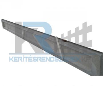 Beton lábazati elem 2390x200x60 mm