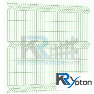 3D60 tábla 2500x1530mm, 4mm drót, 60x200, zöld