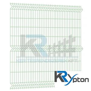 3D60 tábla 2500x1730mm, 4mm drót, 60x200, zöld