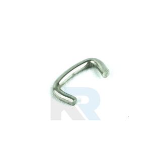 Bekaclips light rozsdamentes rögzítő 50db/csomag