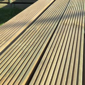 Bordázott KOMBI deszka 2,6x14,6x400 cm