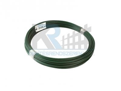 Feszítődrót zöld 100 m / 2,7 mm