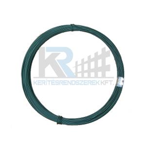 Feszítődrót zöld 50 m / 2,7 mm