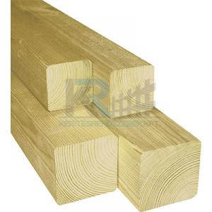 Kerítésoszlop 9x9/240 cm
