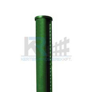 Bekaclip oszlop 48 x 2000 mm zöld multi