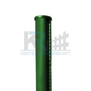 Bekaclip oszlop 48 x 2500 mm zöld multi