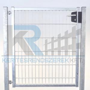 Garten 2D egyszárnyú kapu 1mx1,0m, horganyzott