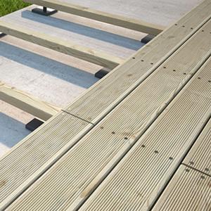 Padlódeszka 1,9x9,1x200 cm