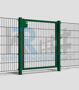 Garten 2D egyszárnyú kapu 1mx1,2m, zöld