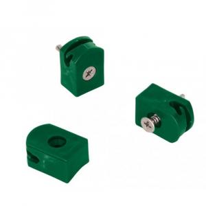 Bekarond drótrögzíto zöld 24 db (RFID)