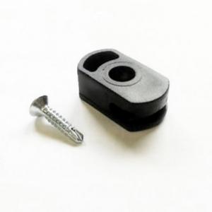Bekarond drótrögzíto  fekete  24db/csomag (RFID)