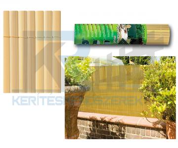 Plasticane ovális műnád 1/3 m bambusz