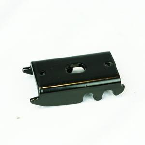 Bekafix fém rögzítő fekete, Bekafix oszlophoz