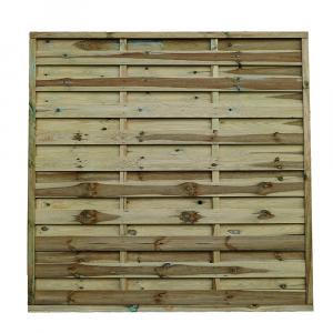 Bakony kerítéselem egyenes 180x180 cm 35x45 mm kerettel