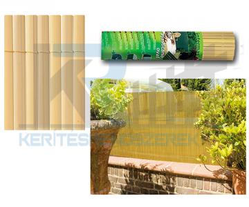 Plasticane ovális műnád 2/3 m bambusz