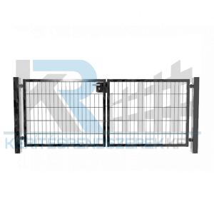 Garten 2D kétszárnyú kapu 3,5mx1,0m, antracit