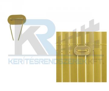 Fixcane bambusz műnád rögzítő 26db/csomag