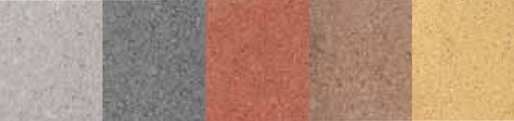 Prága térkő színek