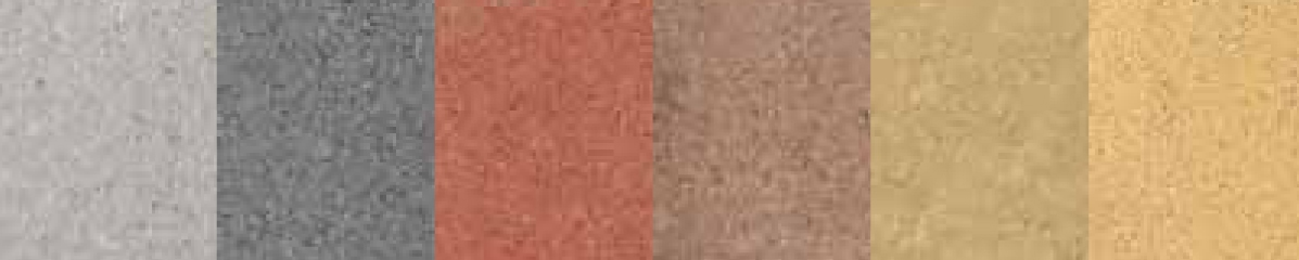 Róma térkő színek